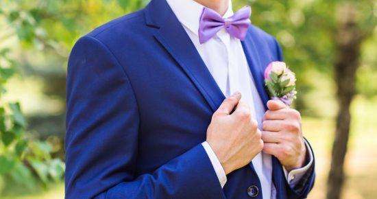 Hochzeitsanzug Herren