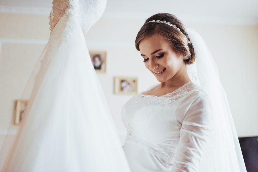 Brautkleid leihen